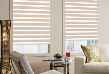 Layered Shades | Motorized Shade Experts