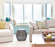 Roman Shades Nearby | Motorized Shade Experts, CA